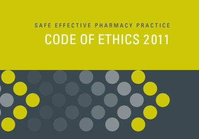 Analysis of pharmacy code of ethics